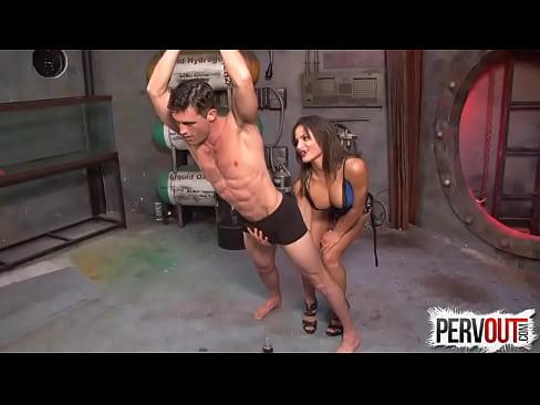 Perversão sexual e brutal com seu macho