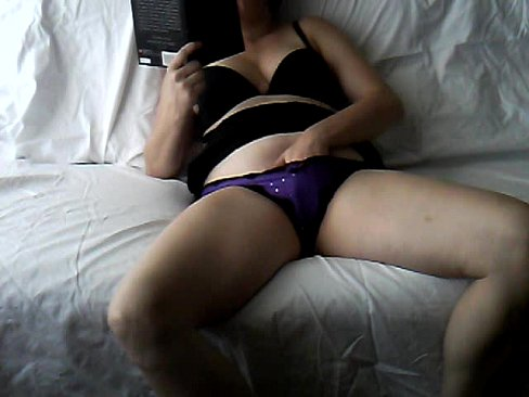 Woman shows boobs boy
