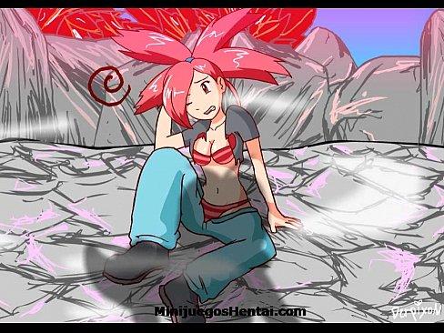 Body too! Pokemon xxx vids viel Sperma
