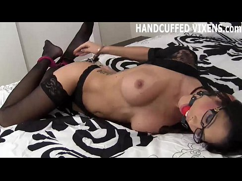 I want out of these handcuffs now JOI