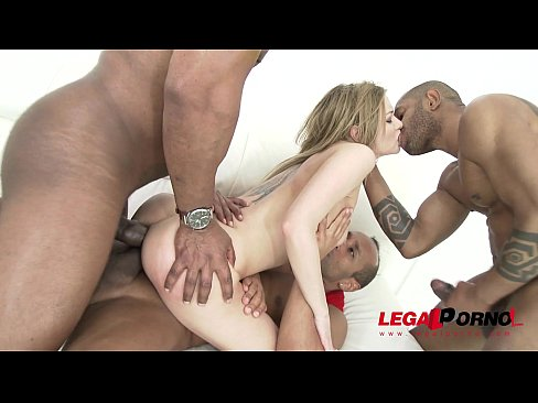 Olivia Devine interracial double penetration (BBC anal) SZ1319