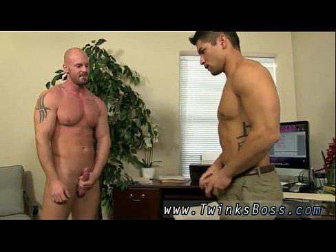 Hardcore gay pervy chief mitch vaughn 3