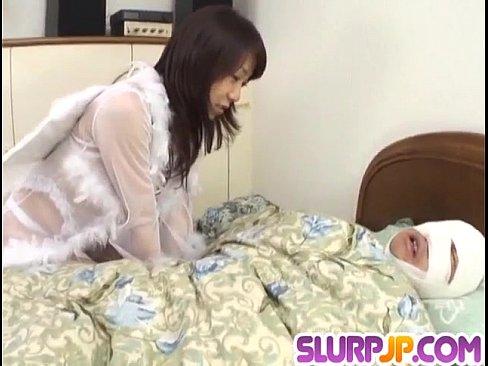 image Haruka aoi blows hard before getting jizzed