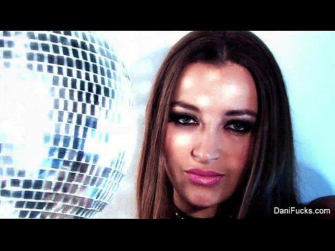 Disco Ball Dani Daniels