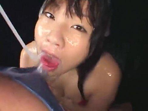 【オナニー】目つきのエロい巨乳おっぱい娘が惚れ薬入り人工ザーメン漬けにされオナニーやフェラチオしてたらこうなったのだw