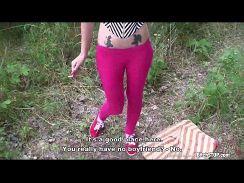 Порновидео выебали галю в лесу фото 35-793