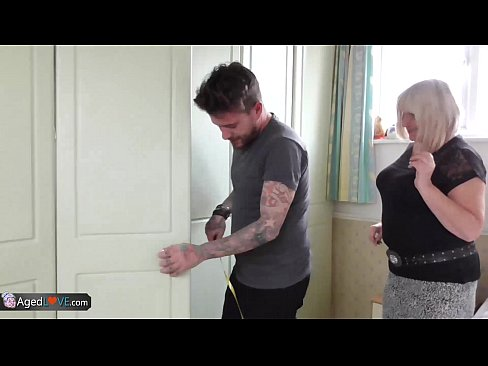 Agedlove busty grandma sammy sanders hardcore 8
