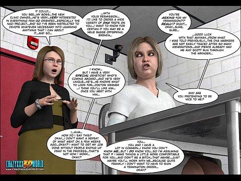 3d comic uninhibited episode 14 1