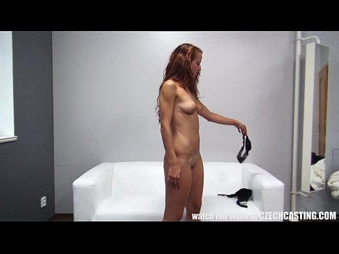Amazing Redhead Getting Fucked with Happy Ending