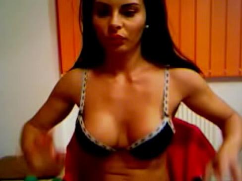 Muscular Girl Webcam