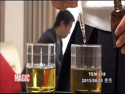 【淫乱熟女動画】惚れ薬を使って男を寝取るいけない人妻の淫乱SEX動画集!!