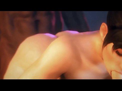 นินจาสาวเย็ดกับปีศาจเบฮีมอส