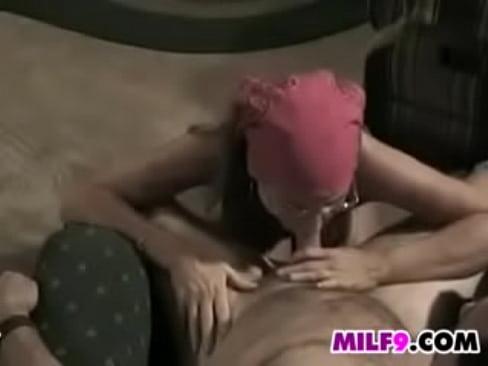 Bride Kissing Her New Husbands Cock