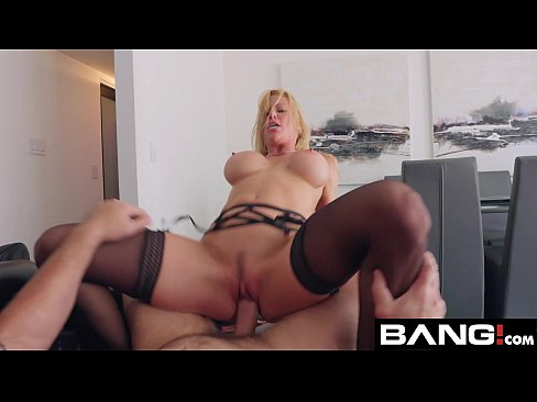 BANG Gonzo: Alexis Fawx Squirting MILF Gets A Facial