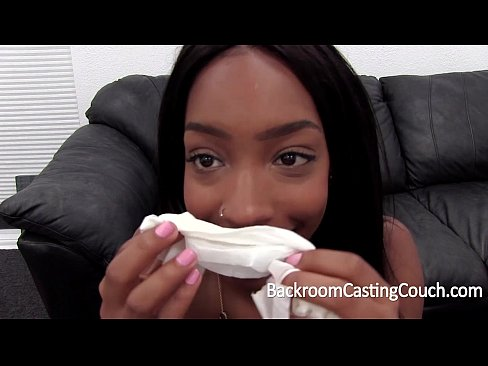 Hardbody Black Girl Assfucked on Casting Couch