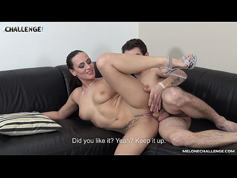 Melonechallenge - Brother of famous pornstar cum in Mea Melones pussy
