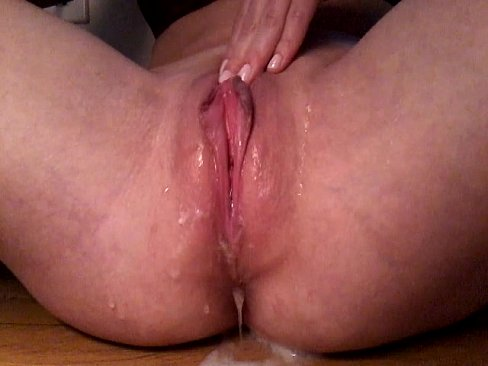 Squirting alone
