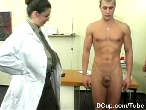 Осмотр в военкомате порно