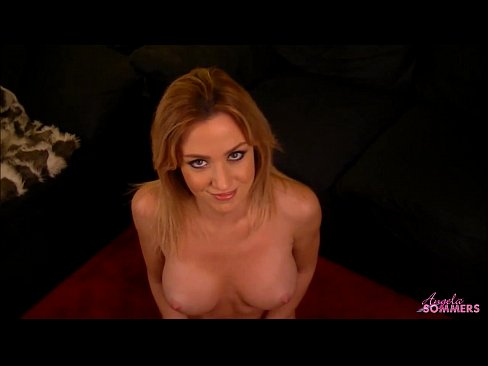 XVIDEOS Angela Sommers POV blowjob from Penthouse Pet turned slut cocksucker free