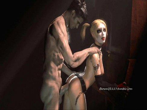 Can Harley quinn naked porn fakes pics