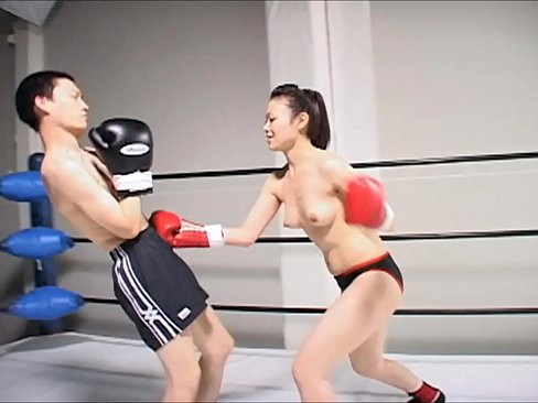 Good topic sexy asian girl boxing