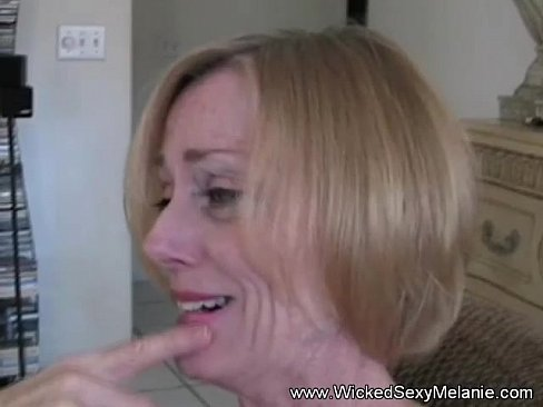 MILF Granny Lover Enjoys Her Orgasm