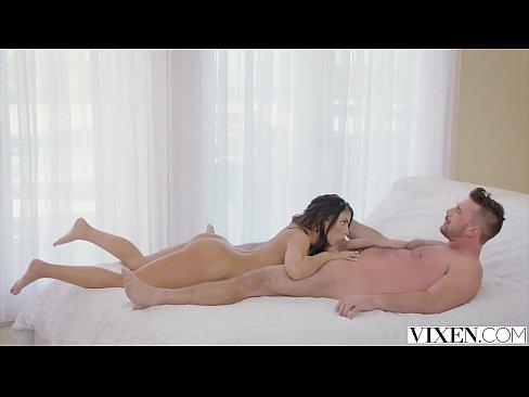 VIXEN Adriana Chechik Fucks Her Boss