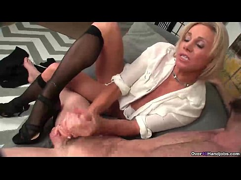 Mature interracial stockings videos