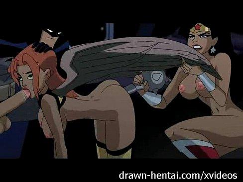 X-Men Porno No Animado