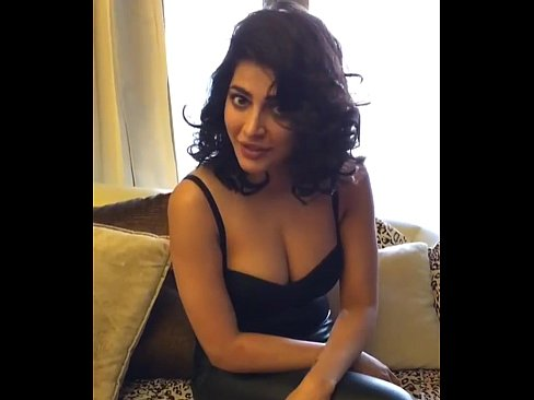 shruthi hassan bollywood actress unseen boobs show really