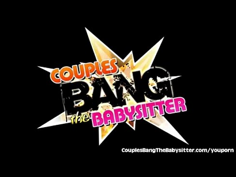 Sexy-Babysitter-Seduced-By-Hot-Horny-Swinger-Couple-