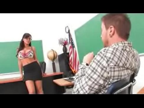 milfsonly.blogspot.com-Busty Mature Teacher Seduce Her Student