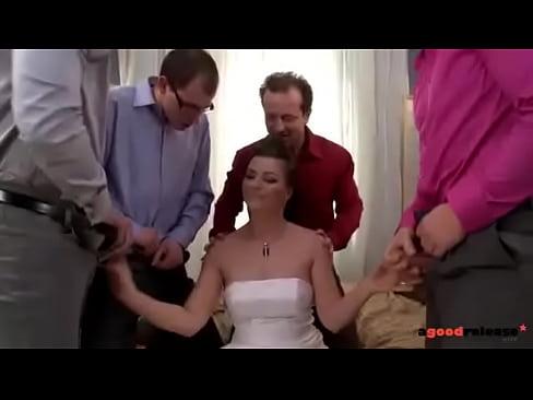 Групповой секс это свадебный подарок жениха невесте