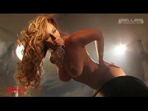 Making of Sexy Viviane Araujo Fevereiro 2012