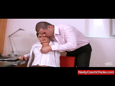 Tarra White secretary hardcore sexual intercourse