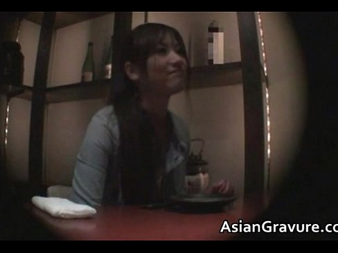 Beautiful Teen Asian Babe gets Licking part1
