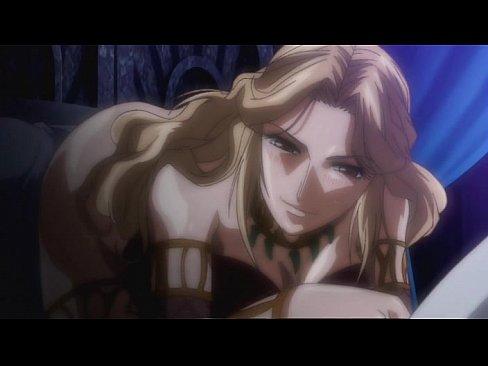 【エロアニメ 3P】発情した義母に責められ続ける妹姫と兄王子