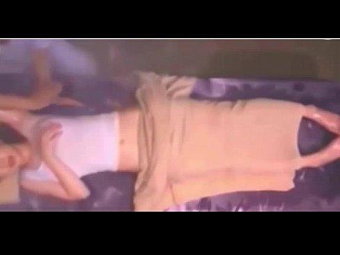 【エロマッサージ 人妻 動画】隠しカメラを数台設置されてエロマッサージから本番SEXを撮られる
