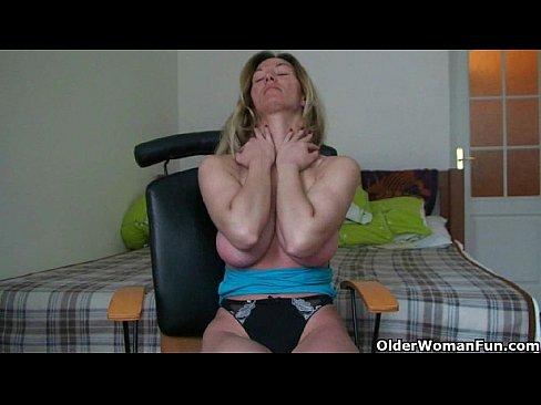German mom's secret sex tapes