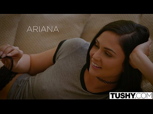 TUSHY Ariana Marie And Marley Brinx First Anal Threesome