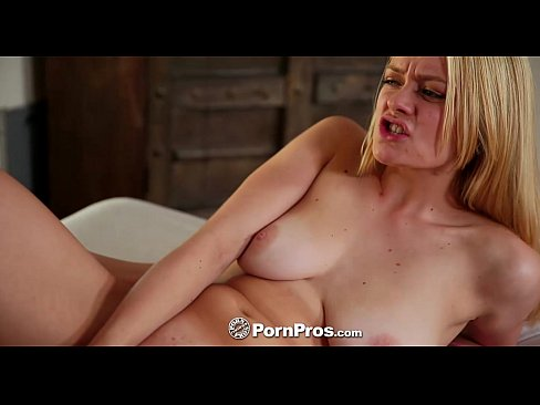 PornPros - Two girlfriends meet for a hot threeway with their friend