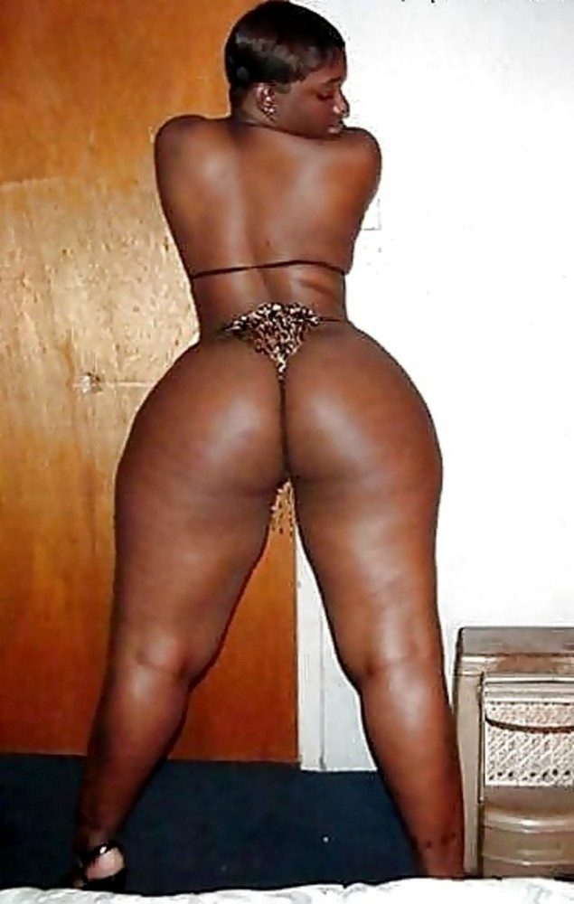 Big Booty Africans, Porn