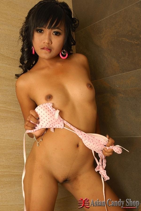 Asian shop erotic host