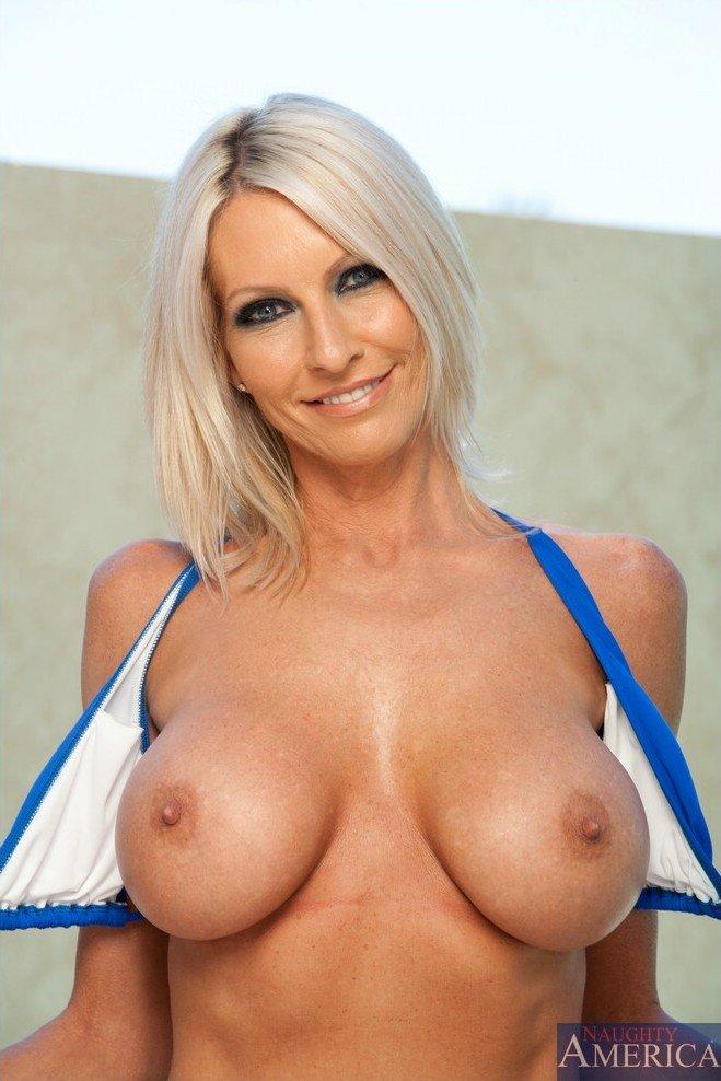 Hot blonde milf galleries, anal sex technique