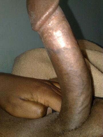 My big cock black