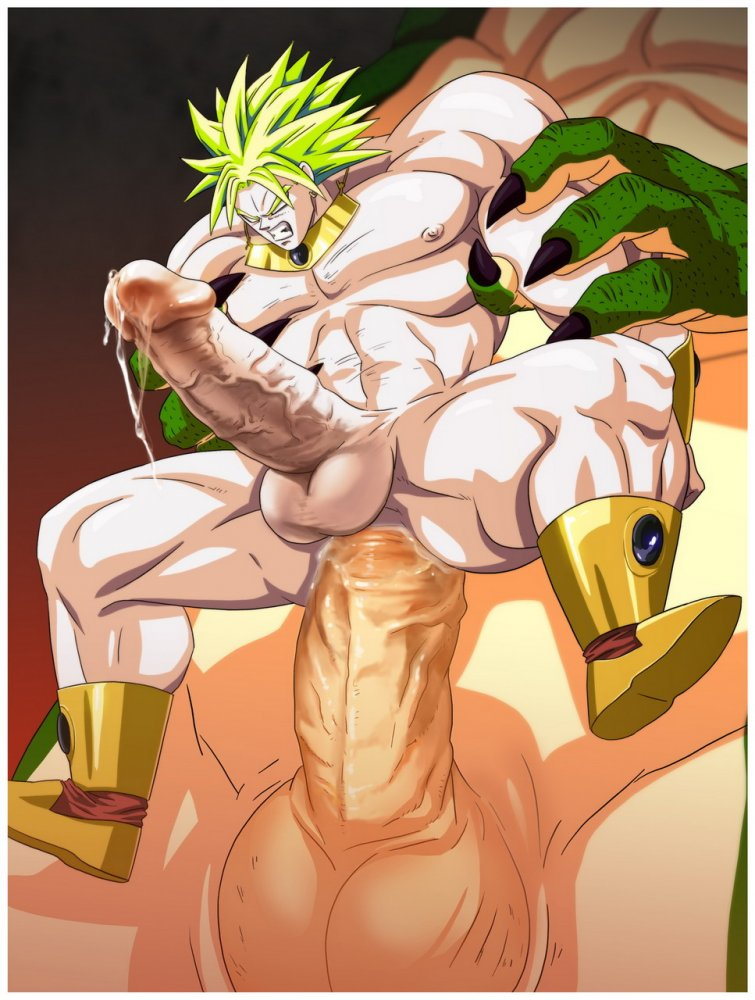 Dragon Ball gay Porr