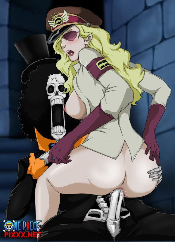 Reserve, One piece sex pic there