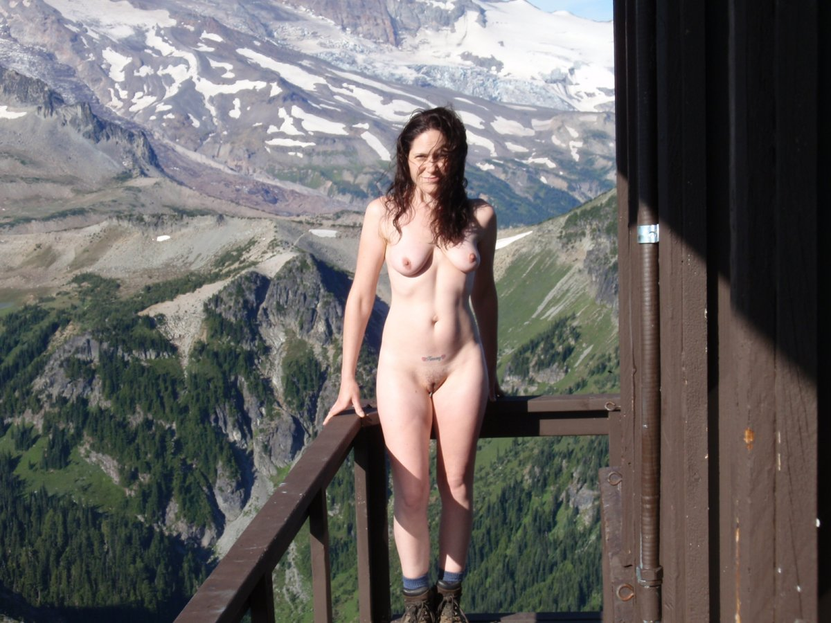 Oohlalaxxx Outside Naked For Strangers, Photo Album By -8743