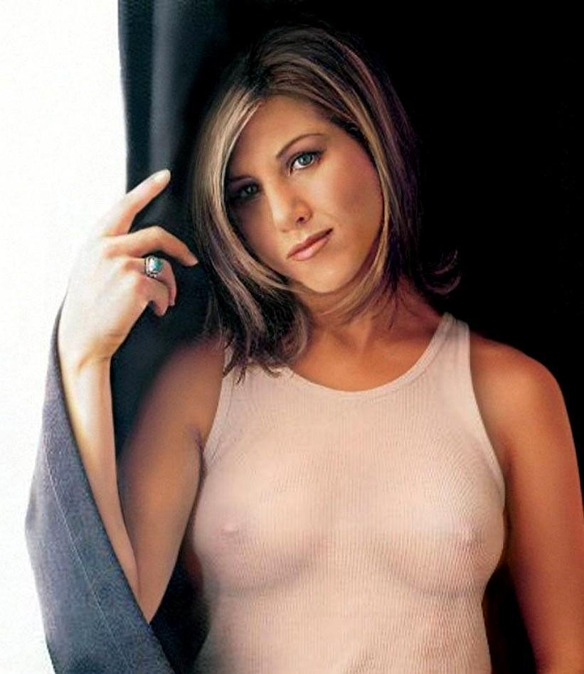 Jennifer aniston nude boob, billy and mandy older naked