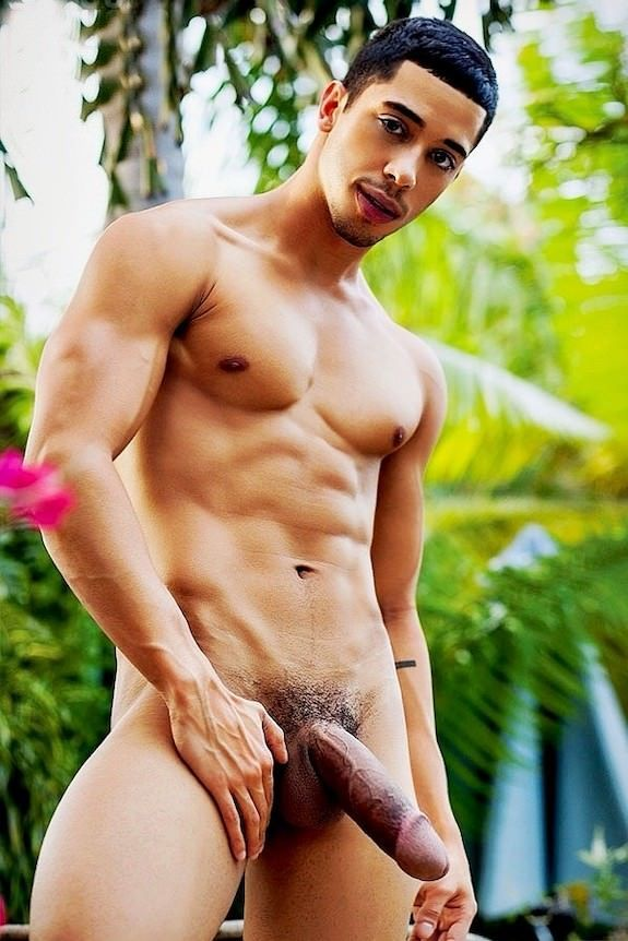 Nude hispanic males — photo 2
